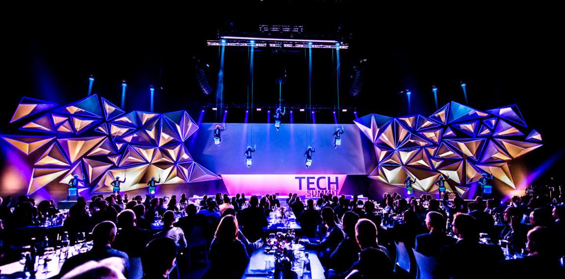 Show und Technik in perfekter Verbindung
