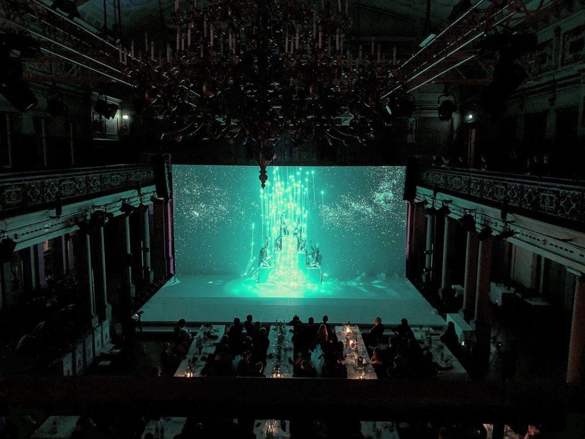 ++ Visual Movers || FuturistischeBühnenshow