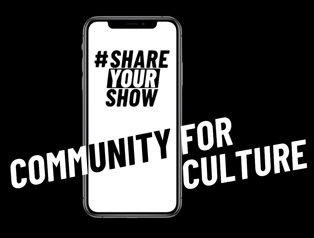#ShareYourShow | Crowd-Funding