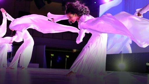 Tänzerische Inspiration